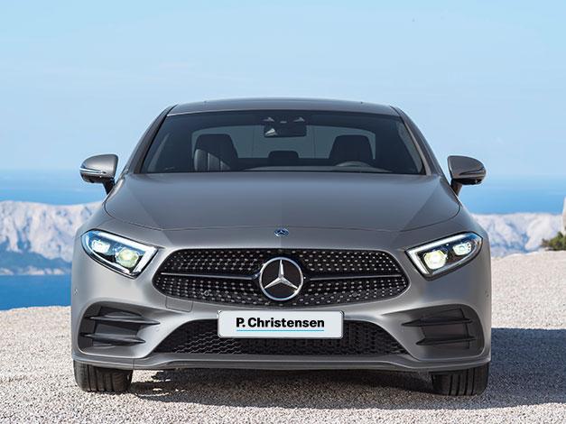CLS coupé