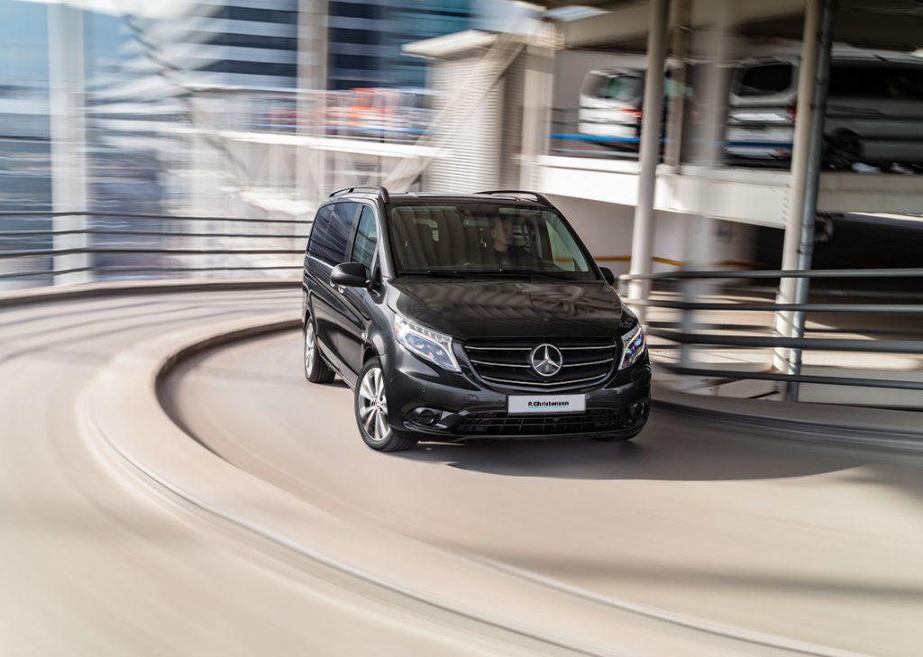 Mercedes-Benz Vito kampagne