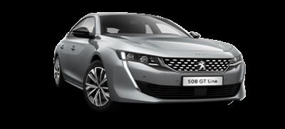 Peugeot 508 - grå
