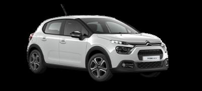 Citroën C3 - hvid