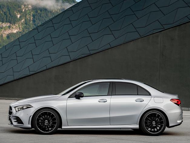 Mercedes-AMG pakke