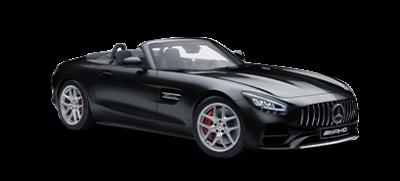 AMG GT Roadster - sort