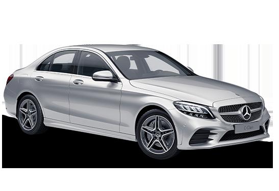 Mercedes-Benz C-klasse sedan