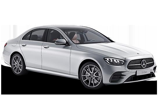 Mercedes-Benz E-klasse sedan