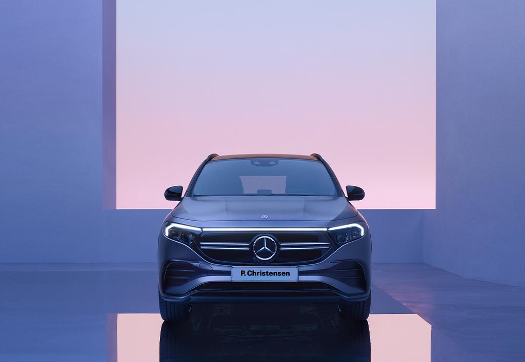 Ny Mercedes-Benz EQA
