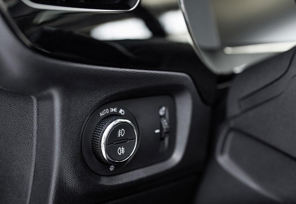 Opel Corsa-e interiør
