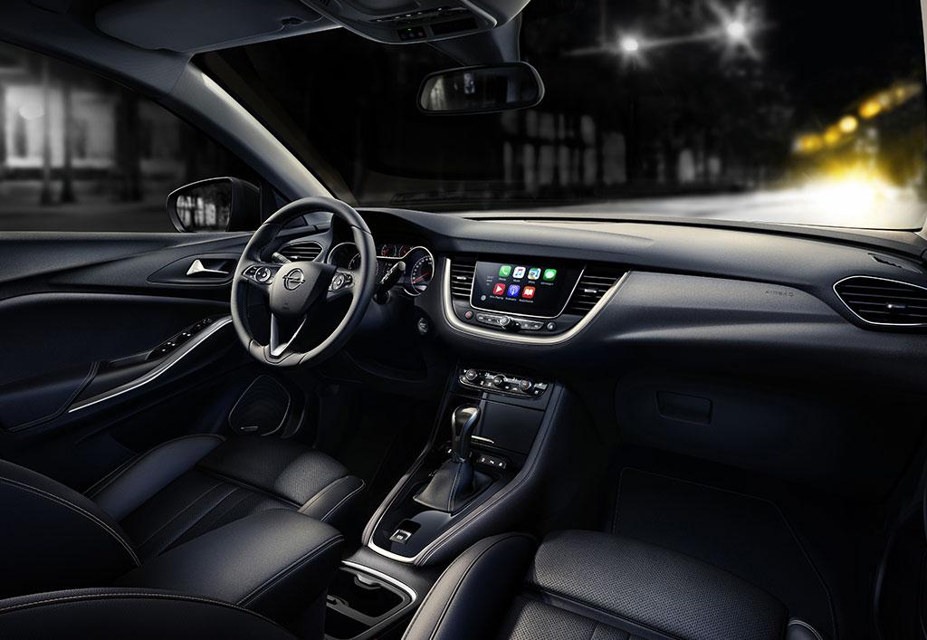 Opel Grandland X interiør