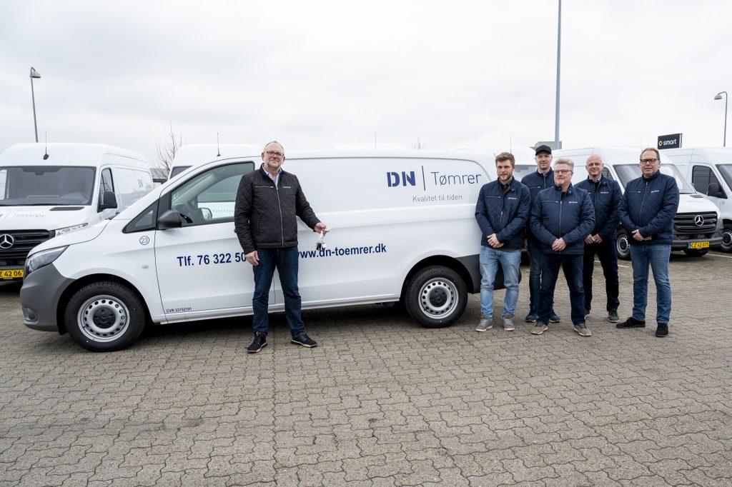 Lokalt samarbejde i Kolding - DN Tømrer