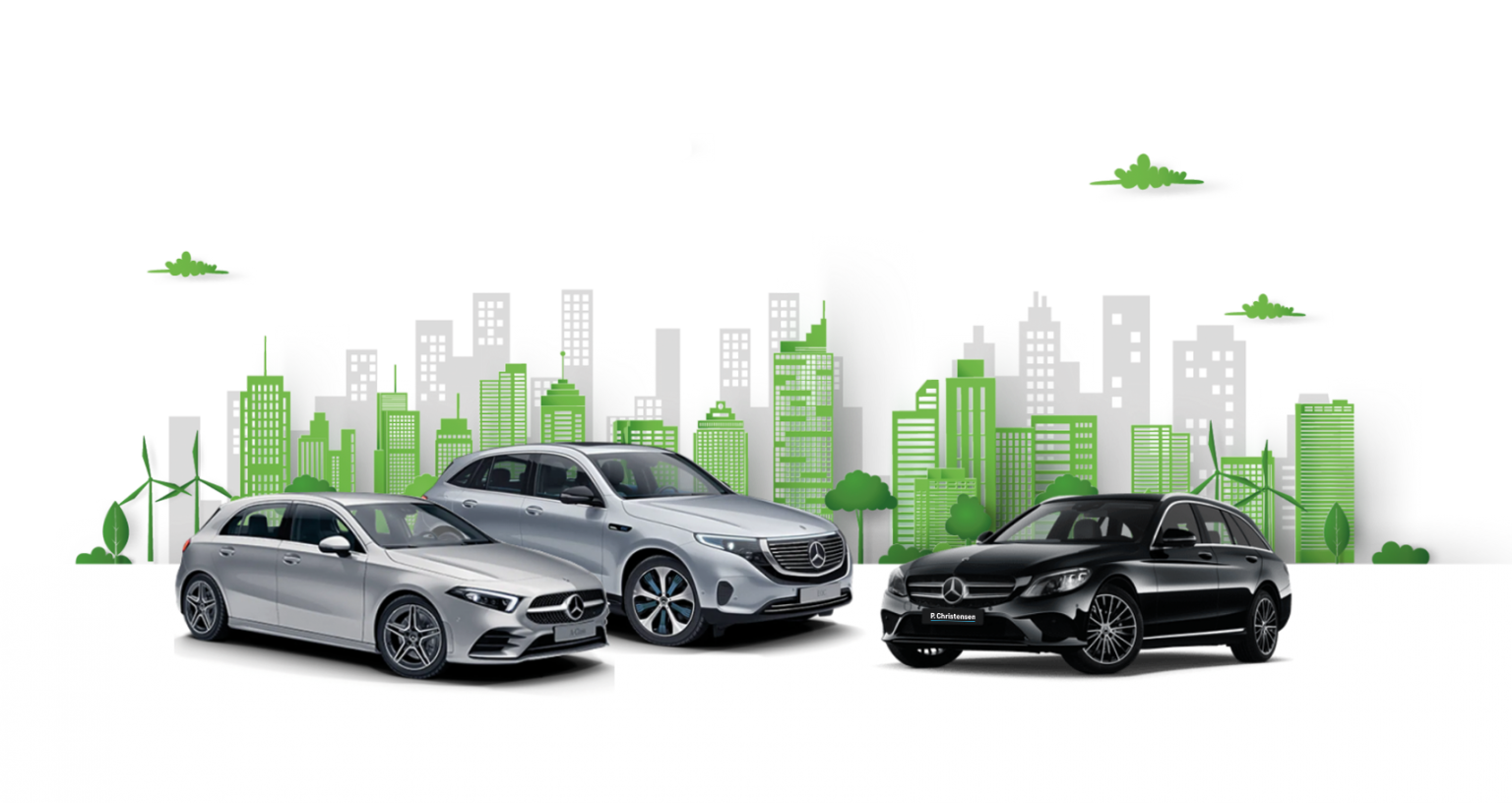 Mercedes-Benz personbiler - greenzone