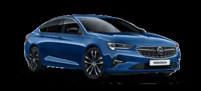 Opel Insignia coupé CTA