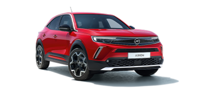 Opel Mokka CTA
