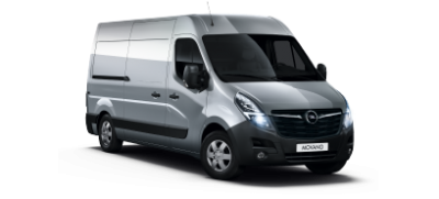Opel Movano CTA