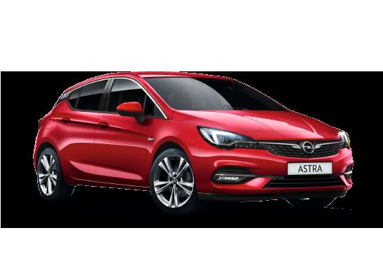 Opel Astra CTA