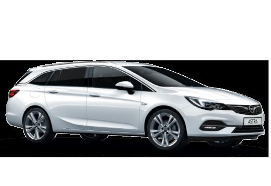 Opel Astra stationcar CTA