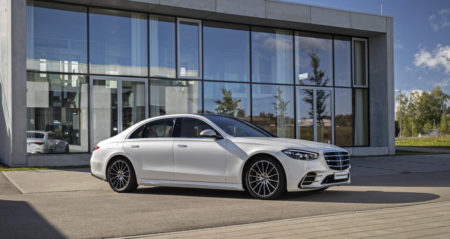 Mercedes-Benz personbil