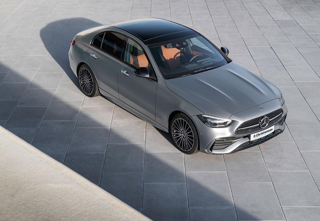 Ny Mercedes C-klasse sedan