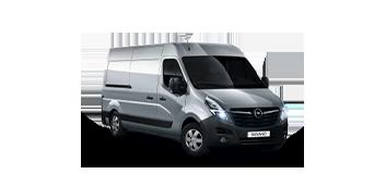 Opel Vivaro forside