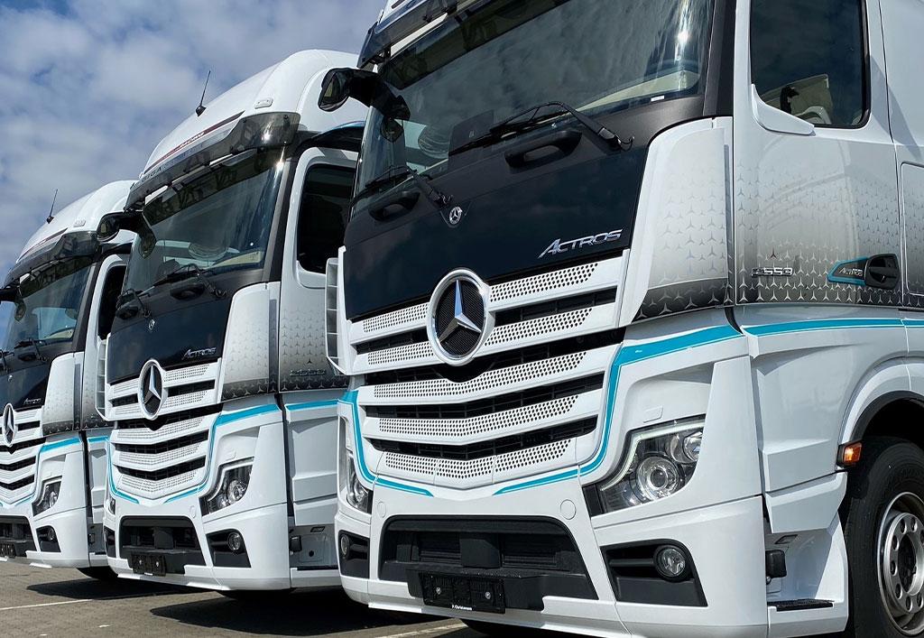 Mercedes-Benz Actros Racing Edition