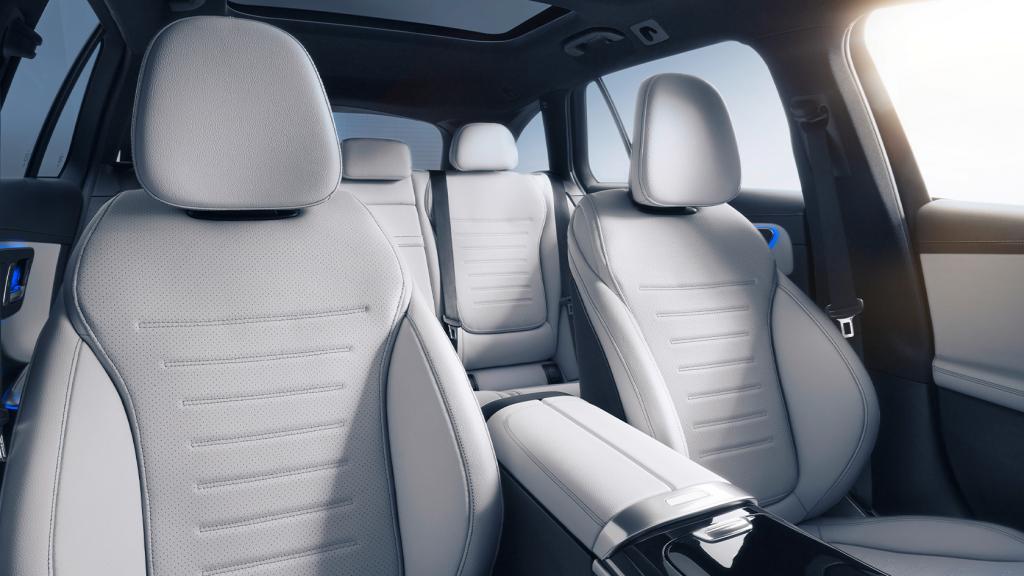 Ny Mercedes-Benz C-klasse stationcar interiør