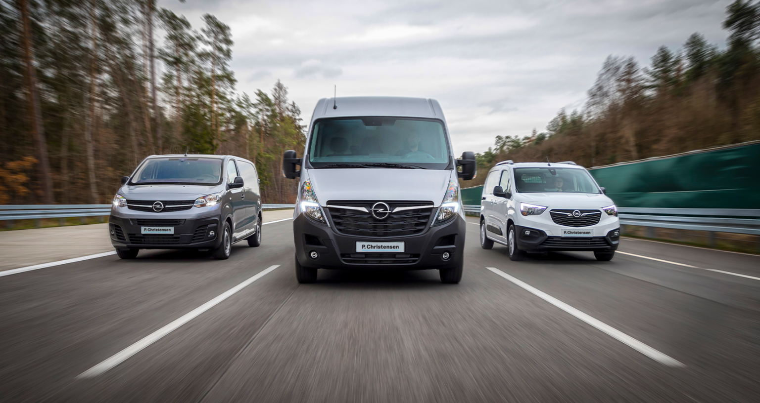 Opel varebiler