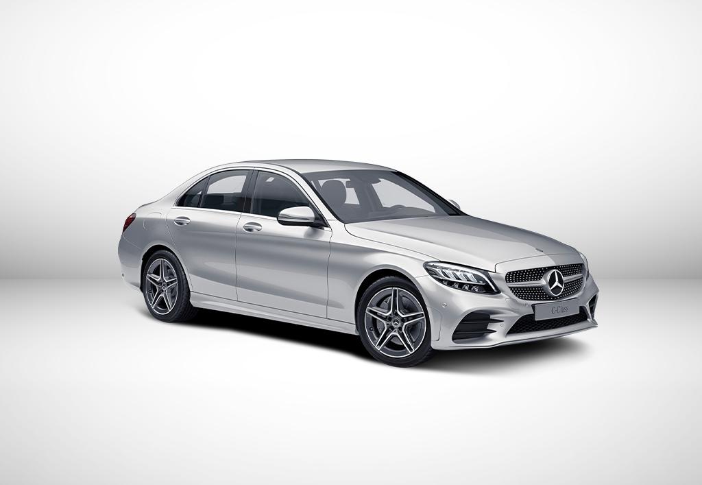 Mercedes-Benz C-klasse sedan (2018)