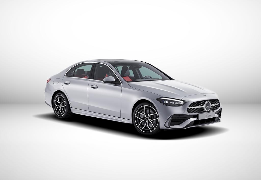 Mercedes-Benz C-klasse sedan (2021)