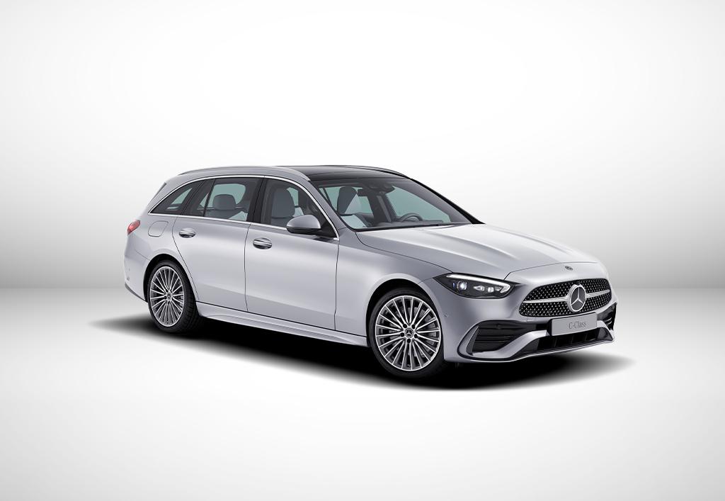 Mercedes-Benz C-klasse stationcar (2021)