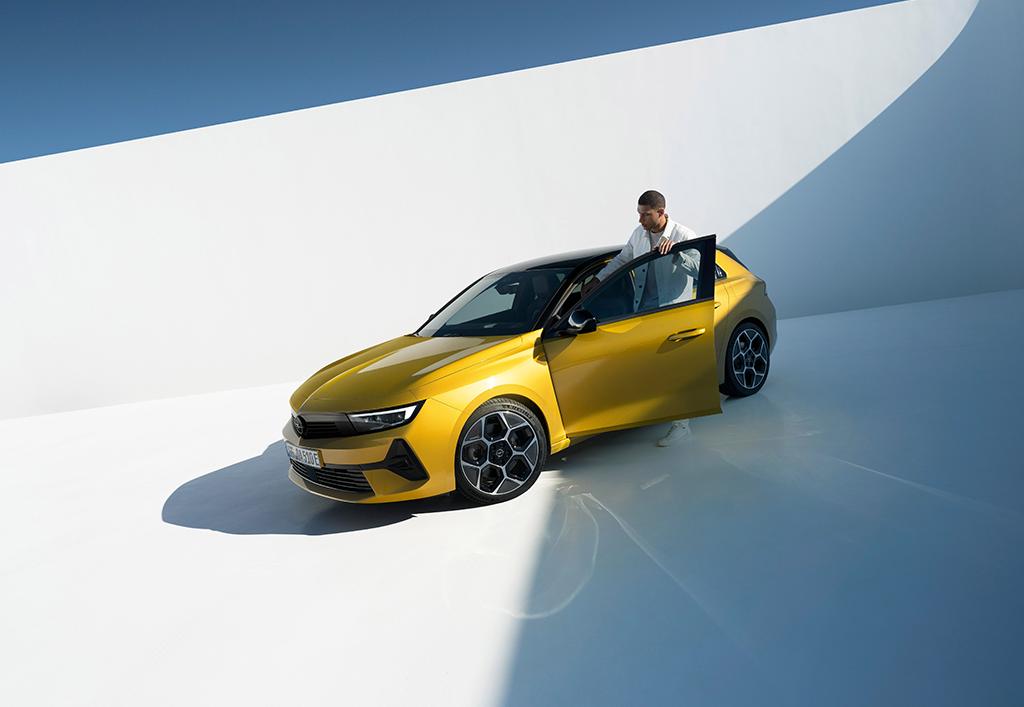 Ny Opel Astra