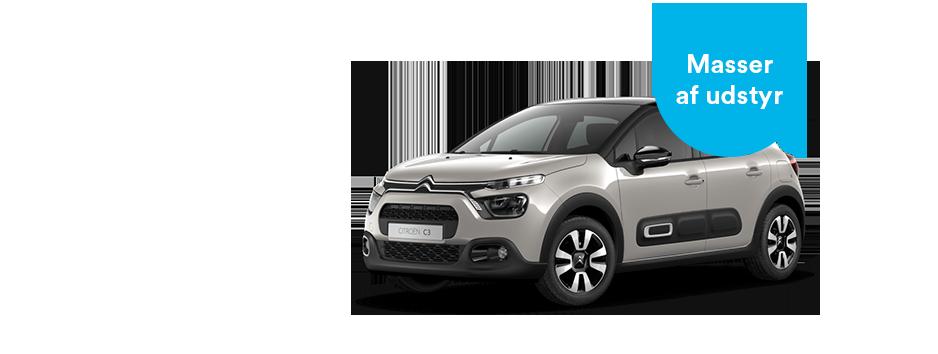 Citroën C3 kampagne