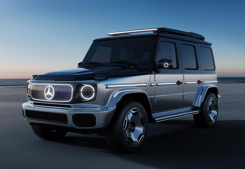 Mercedes-EQ EQG