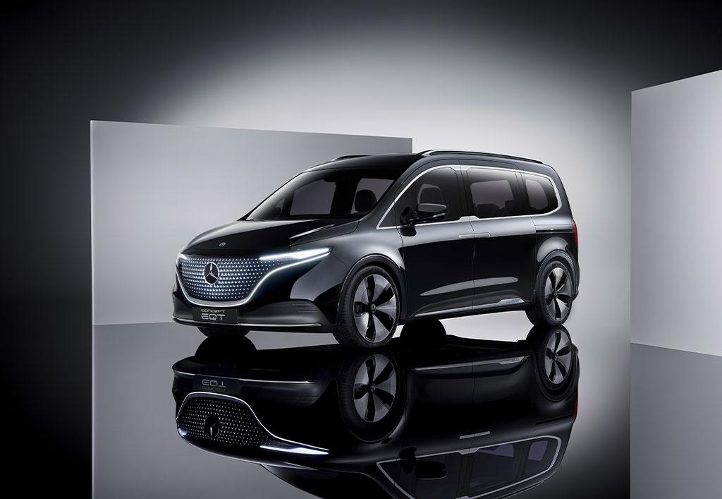 Mercedes-EQ EQT