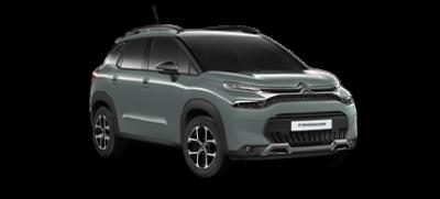 Ny Citroën C3 Aircross - kaki grå