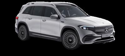 Ny Mercedes-EQ EQB CTA